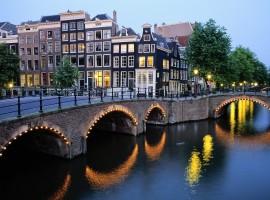 AMSTERDAM - 8 dana autobusom