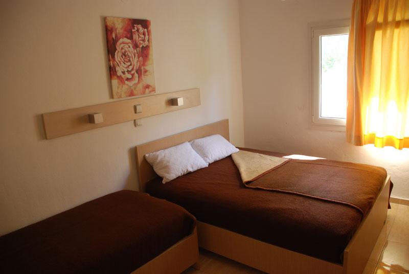 Apart hotel nikiforos 1 hanioti for Appart hotel 31