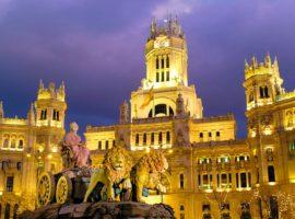 ŠPANIJA - MADRID